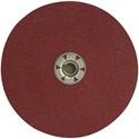"""Picture of DARC6G0315 DeWalt Coated Abrasives,4-1/2"""" 36G XP3 QUICKLOCK FIBER DISC 15PK"""