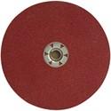 """Picture of DARC6K0215 DeWalt Coated Abrasives,7"""" 24G XP3 QUICK LOCK FIBER DISC 15PK"""
