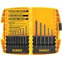 Picture of DW1163 DeWalt Metal Drilling,13-Pc Blk Set (Tough Case)