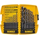 Picture of DW1167 DeWalt Metal Drilling,17-Pc Blk Drill Bit Set up to 1/2""
