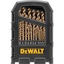 "Picture of DW1269 DeWalt 29pc Cob Pilot Pt Metal Drill Bit""dex Set"