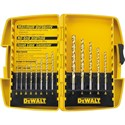 Picture of DW1363 DeWalt Metal Drilling,13-Pc Titanium Drill Bit Split Point Set