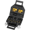 Picture of DW1649 DeWalt Self Feed Bit,8-Pc Self-Feed Kit