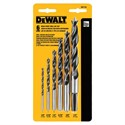 Picture of DW1720 DeWalt Brad Point Bit Set,6-Pc Set