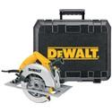 """Picture of DW364K DeWalt 7-1/4"""" Rear Pivot Circular Saw Kit W/Electric Brake"""