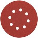 """Picture of DW4314 DeWalt Sandpaper,(25PK)5"""" 8HL 220GRTH&L ROS"""