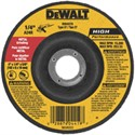 "Picture of DW4419 DeWalt Sandpaper,4""x1/4""x5/8"" General Purpose Metal Grinding Wheel"