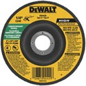 "Picture of DW4429 DeWalt Sandpaper,4""x1/4""x5/8"" Concrete/Masonry Grinding Wheel"