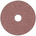 "Picture of DW4432 DeWalt Sandpaper,4""x5/8"" Fibre Disc 36 GRT"