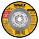 "Picture of DW4523 DeWalt Grinding Wheel,4-1/2""x1/4""x5/8""-11 GP Mtl Grind Whl"