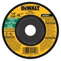 "Picture of DW4524 DeWalt Bonded Abrasive,4-1/2""x1/4""x7/8"" Concrete/Masonry Grinding Wheel"