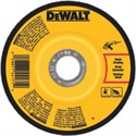 "Picture of DW4623 DeWalt Bonded Abrasive,5""x1/4""x5/8""-11 General Purpose Metal Grinding Wheel"