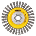 "Picture of DW4925B DeWalt Wire Wheel,4""x5/8""-11 HP .020 Carbon Stringer Wire Wheel"