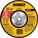 "Picture of DW4999 DeWalt Grinding Wheel,7""x1/4""x5/8""-11 GP Mtl Gri nd Whl"