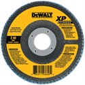 "Picture of DW8266 DeWalt Flap Disc,7""x7/8"" Z40 T27 XP FLAP DISC"