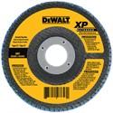 """Picture of DW8355 DeWalt Flap Disc,4-1/2""""x5/8""""-11 24 GRT Zirconia T27 Flap Disc"""