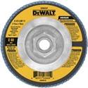 """Picture of DW8357 DeWalt Flap Disc,4-1/2""""x5/8""""-11 60 GRT Zirconia T27 Flap Disc"""
