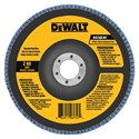"Picture of DW8362 DeWalt Flap Disc,5""x7/8"" 60 GRT Zirconia T27 Flap Disc"