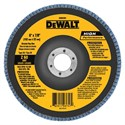 "Picture of DW8381 DeWalt Flap Disc,6""x7/8"" Z60 T29 HP flap disc"