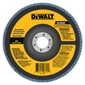 "Picture of DW8382 DeWalt Flap Disc,6""x7/8"" Z80 T29 HP flap disc"