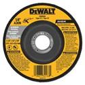 "Picture of DW8404 DeWalt Bonded Abrasive,4-1/2""x1/4""x7/8"" Aluminum Grinding Wheel"