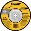 "Picture of DW8406 DeWalt Bonded Abrasive,5""x1/4""x5/8""-11 Aluminum Grinding Wheel"