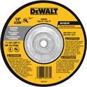 "Picture of DW8407 DeWalt Bonded Abrasive,7""x1/4""x5/8""-11 Aluminum Grinding Wheel"