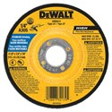 "Picture of DW8414 DeWalt Bonded Abrasive,4-1/2""x1/4""x7/8"" Stainless Steel Grinding Wheel"