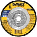 "Picture of DW8415 DeWalt Bonded Abrasive,4-1/2'x1/4""x5/8""-11 Stainless Steel Grinding Wheel"