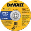 "Picture of DW8419 DeWalt Bonded Abrasive,9""x1/4""x5/8""-11 Stainless Steel Grinding Wheel"