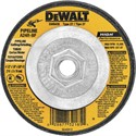 "Picture of DW8435 DeWalt Grinding Wheel,4-1/2'x1/8""x5/8""-11 eli ne Cut/Grind Whl"