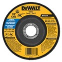 "Picture of DW8452 DeWalt Bonded Abrasive,4-1/2""x1/8""x7/8"" Stainless Steel Grinding Wheel"