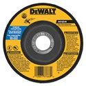 "Picture of DW8457 DeWalt Bonded Abrasive,6""x1/8""x7/8"" T27 stainless wheel"