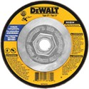 "Picture of DW8457H DeWalt Bonded Abrasive,6""x1/8""x5/8""-11 T27 stainless wheel"