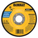 "Picture of DW8464 DeWalt Bonded Abrasive,5""x1/4""x7/8"" Stainless Steel Grinding Wheel"