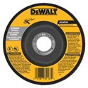 "Picture of DW8474 DeWalt Bonded Abrasive,5""x1/4""x7/8"" Aluminum Grinding Wheel"