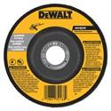 """Picture of DW8475 DeWalt Bonded Abrasive,6""""x1/4""""x7/8"""" T27 aluminum wheel"""