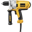 "Picture of DWD215G DeWalt 1/2"" MID-HANDLE GRIP DRILL W/KEYLESS ALL-METAL CHUCK,10.0 AMP"