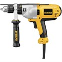 "Picture of DWD525K DeWalt 1/2"" 2 SeedMid Handle Grip Hammerdrill"