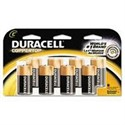 Picture of MN13R8DWZ17 Duracell Coppertop Value Batteries,D,8 Pack