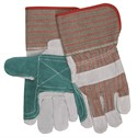 "Picture of 1201DP MCR Gloves,Shoulder Leather Double Palm,4.5"" Gauntlet,Ladies"