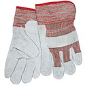 "Picture of 1201S MCR Gloves,Ladies Shoulder Leather Palm,2.5"" Starched Safety Cuff"