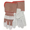 "Picture of 1210S MCR Gloves,Shoulder Leather Palm,4.5"" Starched Gauntlet"