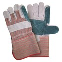 "Picture of 1212 MCR Gloves,Shoulder Leather Double Palm,4.5"" Gauntlet"