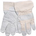Picture of 1220WD MCR Gloves,Economy Leather Palm,White Duck