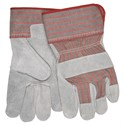 "Picture of 1250C MCR Gloves,Shoulder Leather Palm,2.5"" Plasticized Safety"