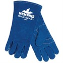 """Picture of 4600LH MCR """"Blue Beast"""" Welders Gloves,Left Hand Only"""