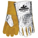 Picture of 4620A MCR MCR Alumnized welder glove W/limited flammability backing-XL