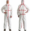 Picture of 05070-00609 3M Disposable Chemical Protective CO/A Safety Work Wear 4565-XL