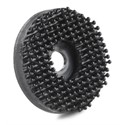 "Picture of 21200-24993 3M Dual Lock Reclosable Fastener SJ3463 400 Black,13/16""DIA 0.8125"""